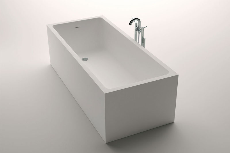 volume 0 salle de bain baignoire