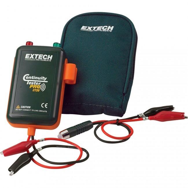 extech CT20 testeur de continuité électrique