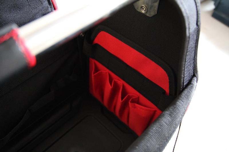 pochette interieur caisse à outil textile Facom BST20PG