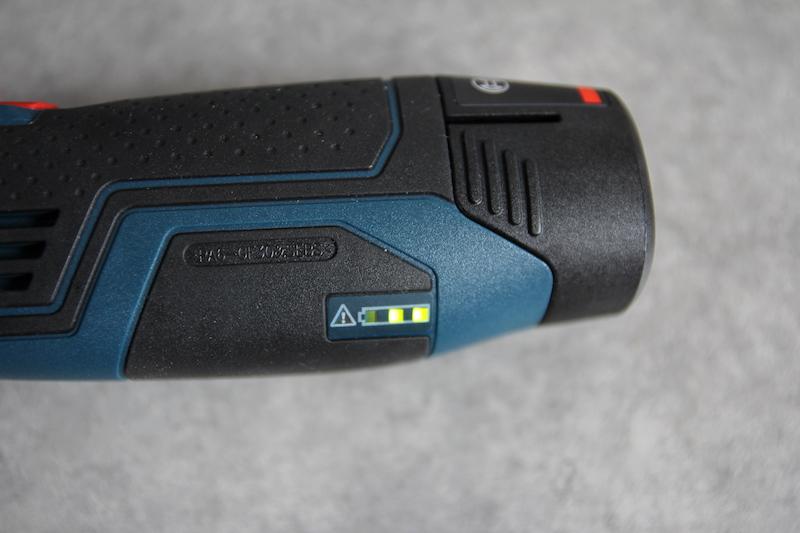 Autonomie batterie mini disqueuse bosch