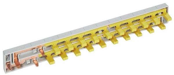 peigne electrique tableau horizontal monobloc