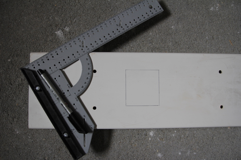 test decoupe goulotte meuleuse bosch GWS 10.8V