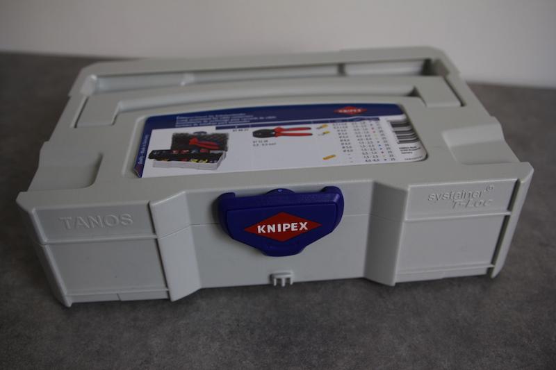 boite rangement TANOS Knipex