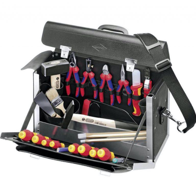 La caisse à outils d'électricien: avis de pro sur l'outillage indispensable