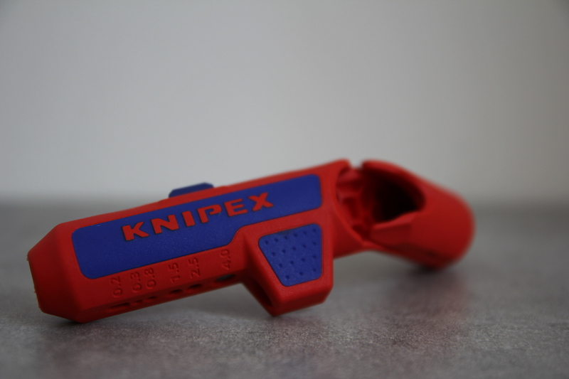 knipex ergostrip avis test produit electricite
