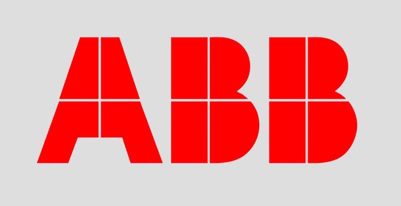 logo ABB marque de matériel électrique