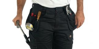 Pantalon de travail électricien