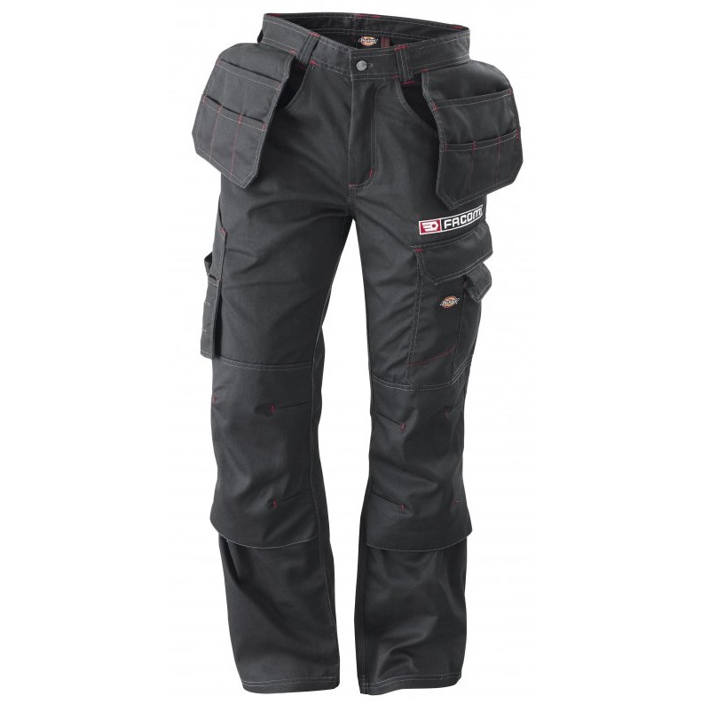 pantalon de travail dickies redhawk avis test chantier