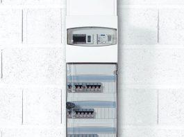 Goulotte GTL support tableau électrique