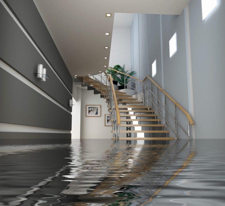 inondation de l'installation électrique: que faire?