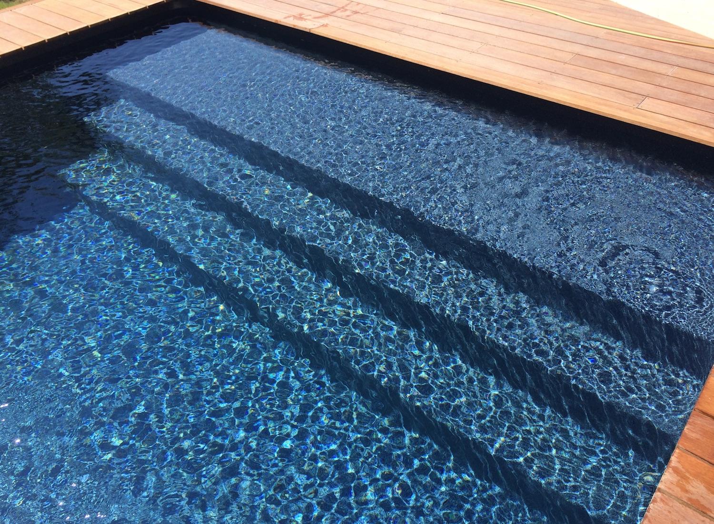 Branchement électrique pour la piscine