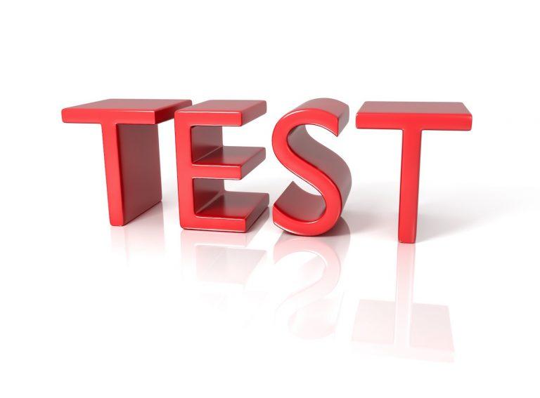 Test d'outillage: J'ai besoin de vous