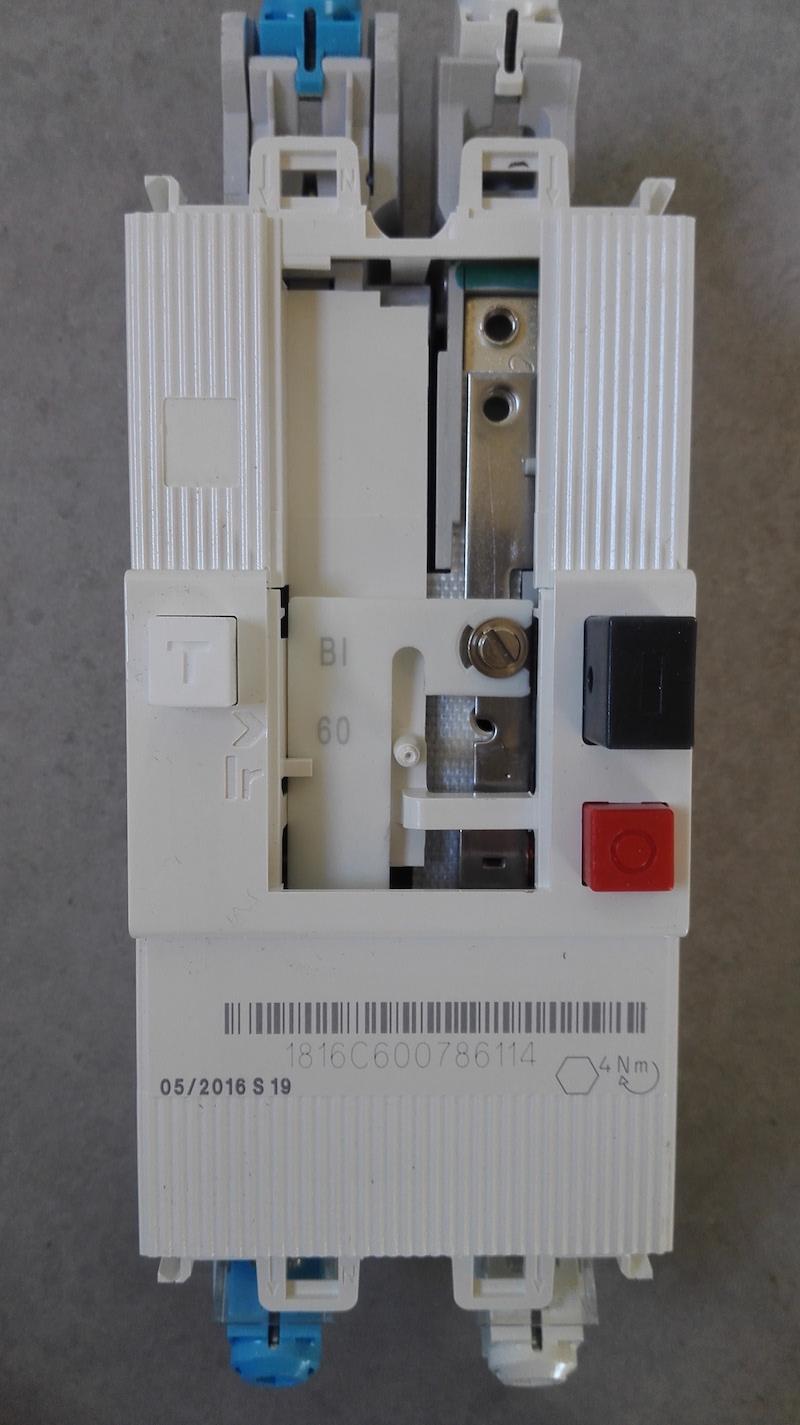 DB 500ma 60A schneider electric