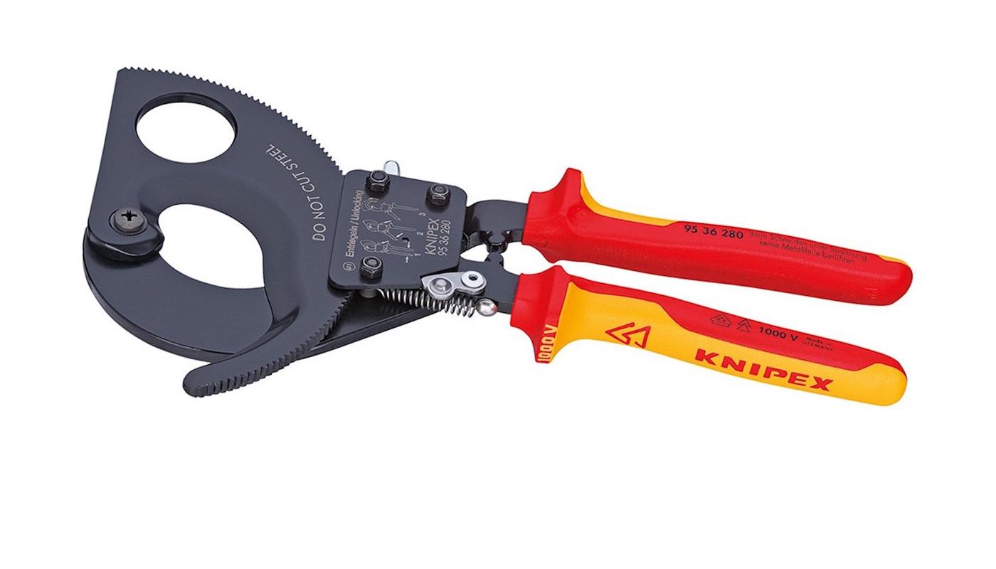 Coupe cable knipex 95 36 280 test et avis de cet outil coupe cable lectrique - Test coupe bordure electrique ...