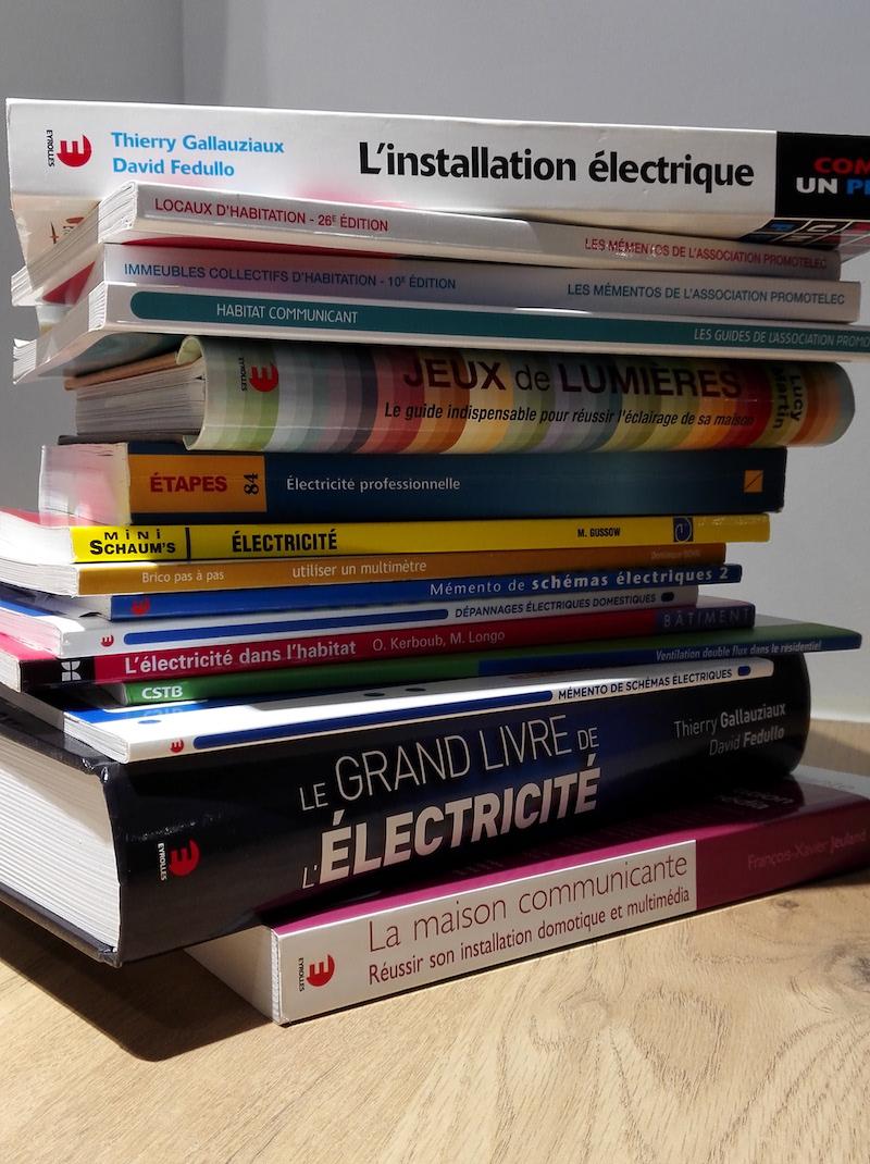 Livres en électricité avis