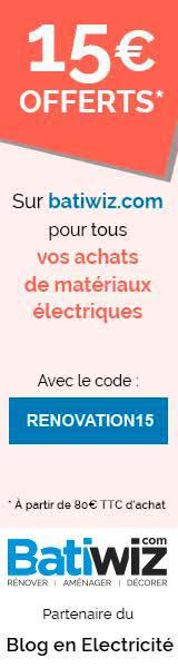 promos matériel installation électrique