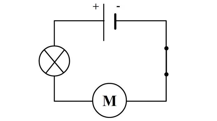 définition dérivation et série en électricité