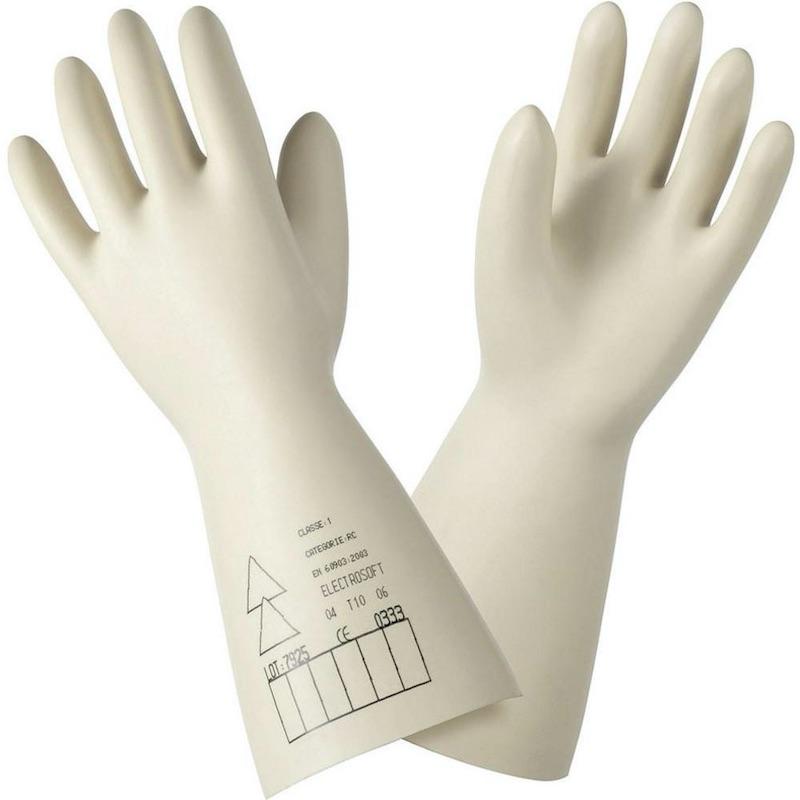 gants isoles pour électricien EPI protection