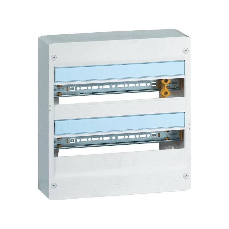 Tableau électrique 13 modules drivia legrand 2 rangées