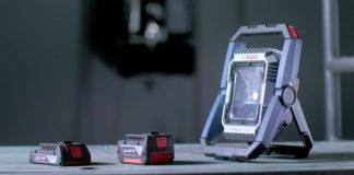 test du projecteur GLI 18V 1900