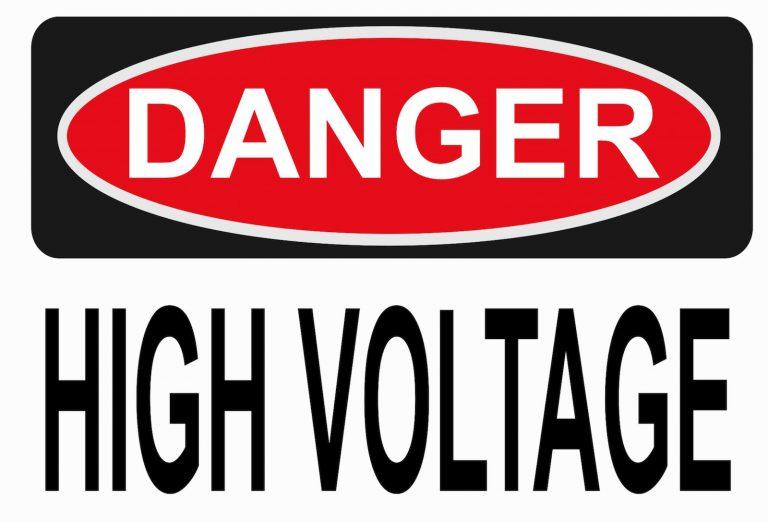 Electrisation et électrocution: explication du danger