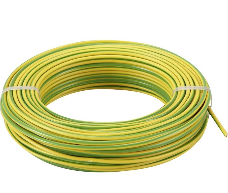 fil electrique prise de terre