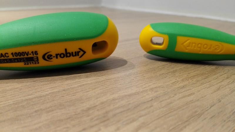 marque agi e-robur outillage electricien