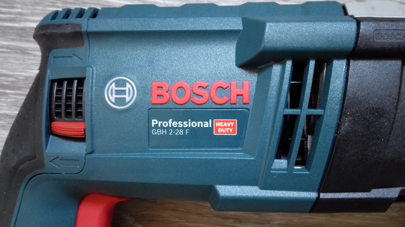 Perforateur GBH228F Bleu gamme professionnelle