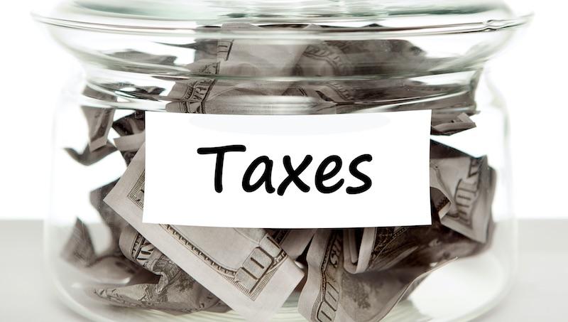 Taxe entreprise électricité