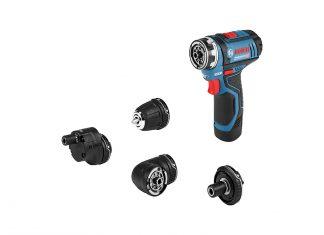 Avis visseuse Bosch GSR 12V accessoires FlexClick