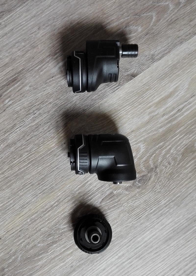 Bosch GSR 12V Flexclick avis test