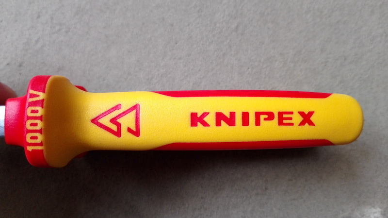 Pince électricien Knipex 9516165
