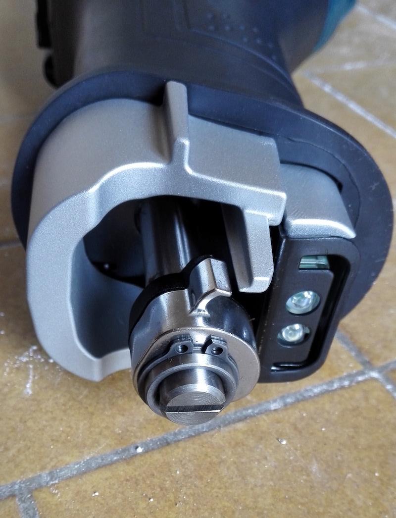 test de la scie sabre Bosch sans fil