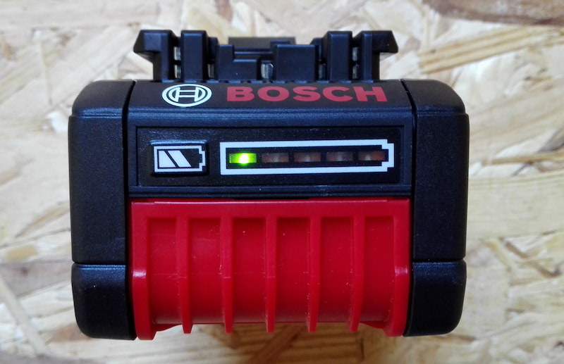 Batterie bosch Procore 18V