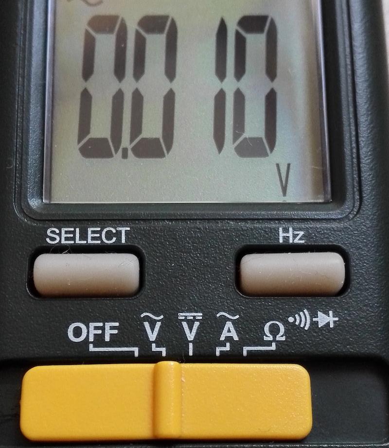comment utiliser la Pince multimètre klauke?