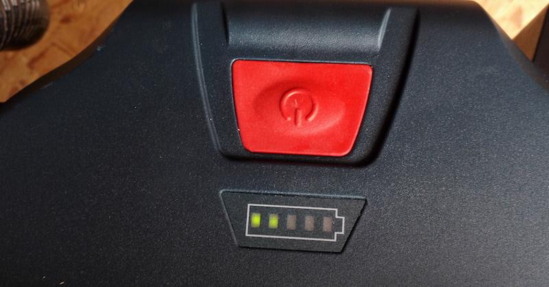 aspirateur sans fil Bosch pro 18V