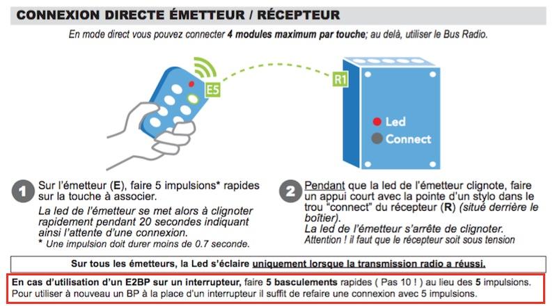 Comment brancher un télérupteur radio