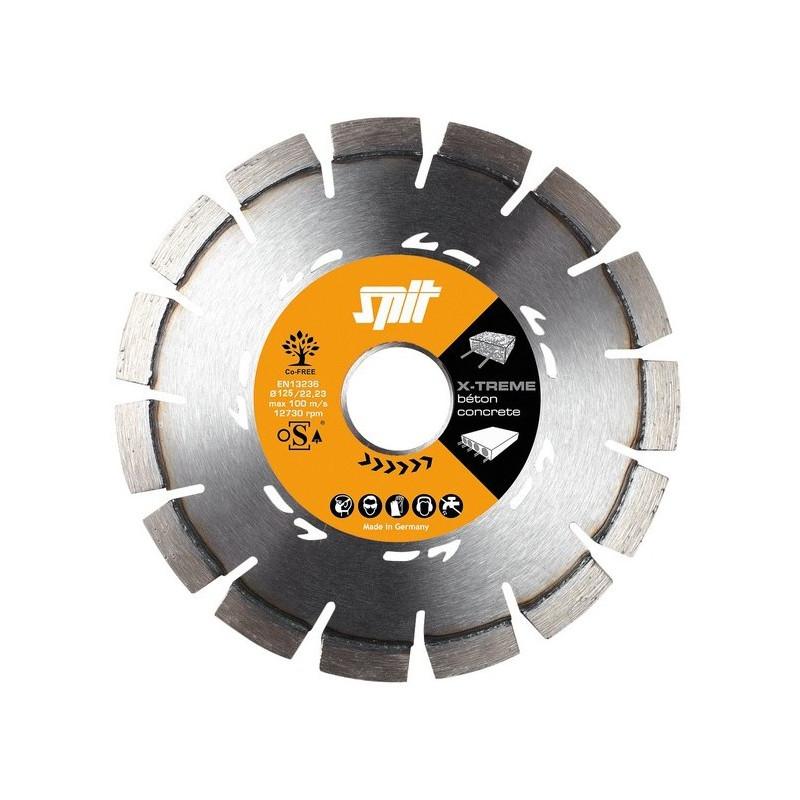 disque diamant spit Xtrem universel 140mm avis