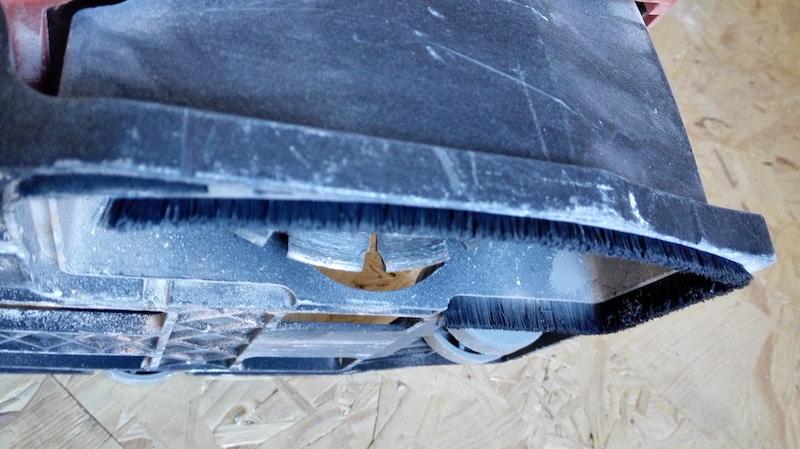 rainureuse spit D60 avis utilisation pour les saignées électriques