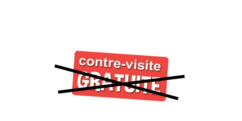 tarif consuel contre visite