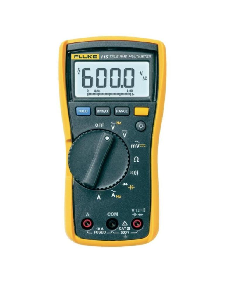 Installations électriques dans le monde mesurer tension