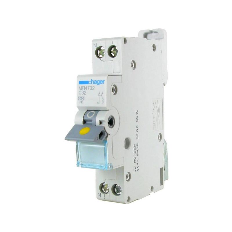 contrôle serrage disjoncteur rupture de neutre