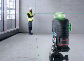 niveau laser bosch gll 3 80