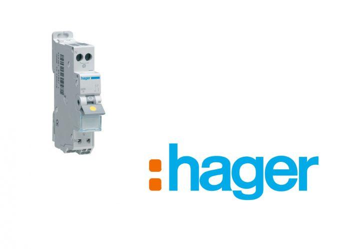 test du matériel électrique Hager