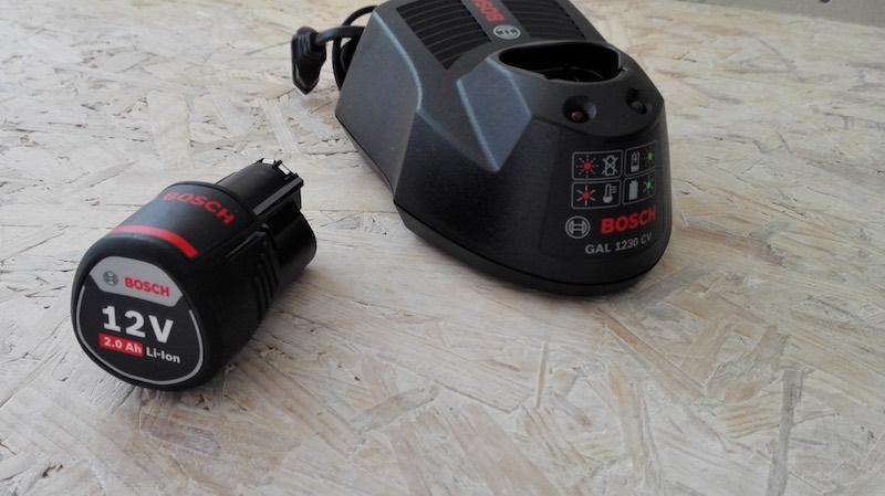 Niveau Laser à batterie Bosch