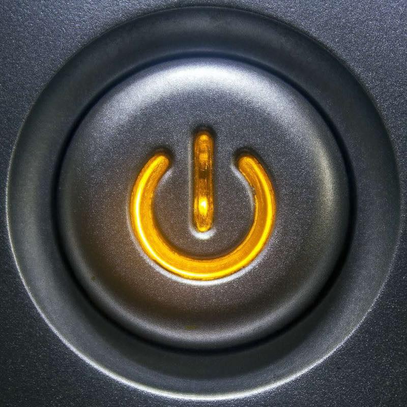 couper le frigo au niveau du tableau électrique