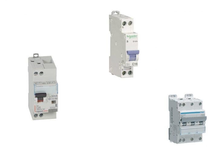 définition, rôle et branchement électrique du disjoncteur