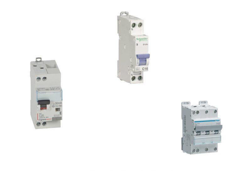 Disjoncteur: Fonctionnement, type, symbole et branchement électrique