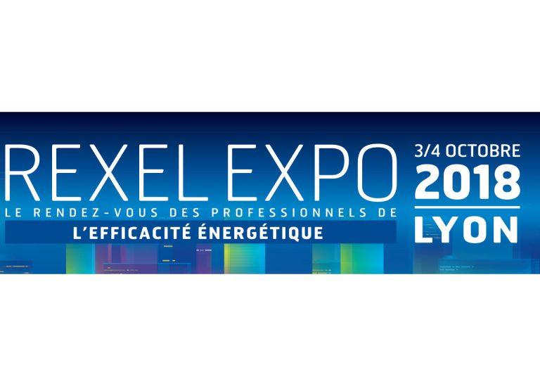 Au Rexel Expo 2018 de Lyon