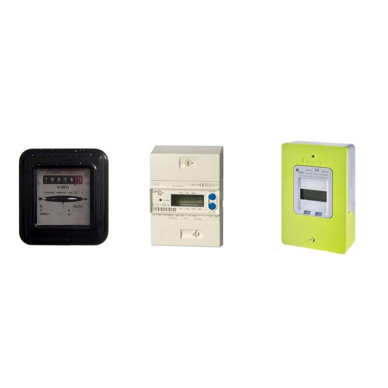 Quelle est la différence entre compteur et tableau électrique?